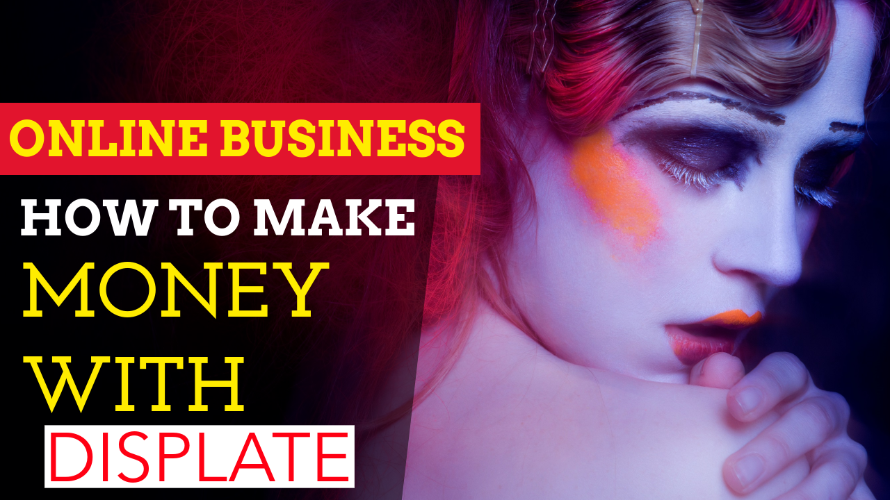 How to make money with Displate